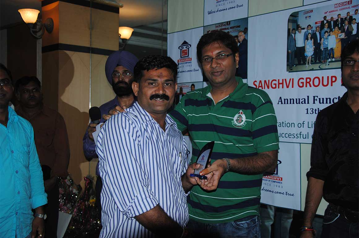 Sanghvi Group of Companies Annual Function